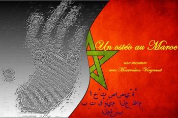 Un ostéo au Maroc générique vierge copie